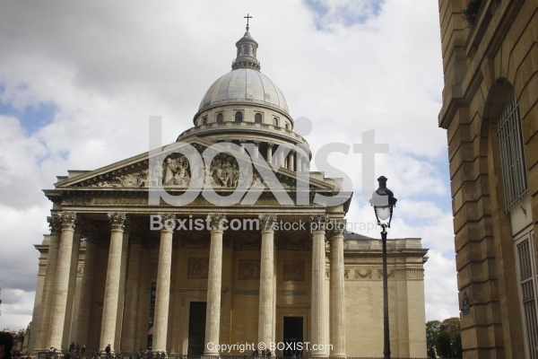 Facade of The Pantheon